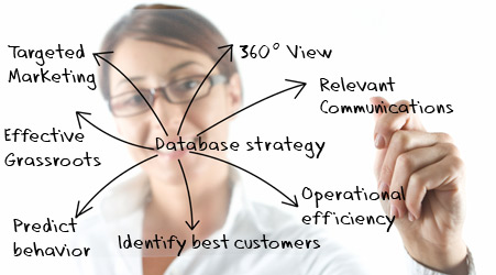 Database strategy